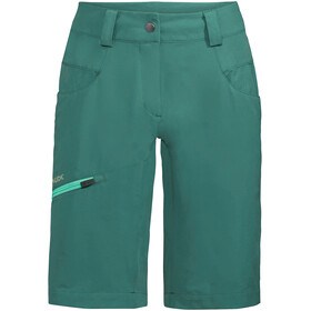 VAUDE Skarvan Bermudas Women nickel green